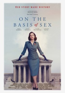 Movie: On the Basis of Sex @ Council on Aging, Town Building