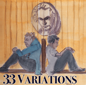 33 Variations @ Vokes Theatre