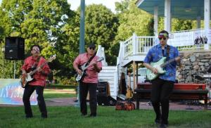 Weston Summer Concert Series: Ice Cream Social featuring Sixties Invasion @ Weston Town Green