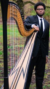 Harp and Violin Concert @ Wayland High School (Main Stage)