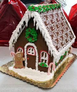 Gingerbread House Decorating Event @ Wayland Town Building Large Meeting Room