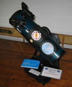 Backyard Astronomy: Scanning November Skies Using the New Library Telescope! @ Wayland Library