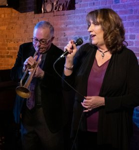 The Debby Larkin/Jeff Stout Quintet @ The W Gallery