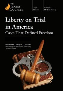 CANCELLED: Great Courses: Liberty on Trial in America, Cases that Defined Freedom @ Council on Aging