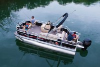 Sun Tracker Pontoon Boats 18 DLX Bass Buggy | Waylen Bay ...