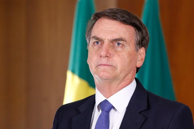 ประธานาธิดีชาอีร์ โบลโซนาโร