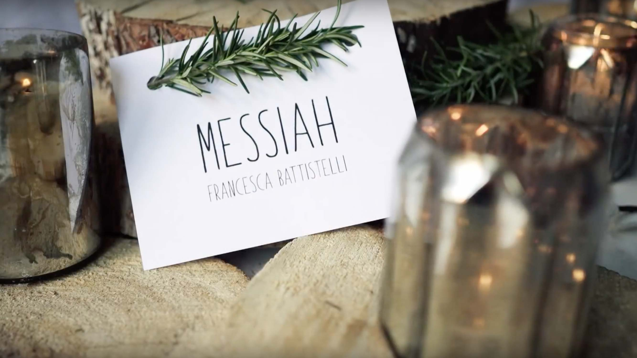 Francesca Battistelli  Messiah Official Lyric Video
