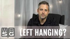 Jesus Doesn't Leave Us Hanging. | Matt Hammit