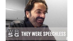 Jesus Might Leave You Speechless. | Brant Hansen