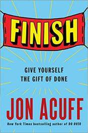 Jon Acuff Finish