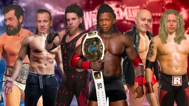 Christian Music Artists as Professional Wrestlers Newsboys Bruiseboys