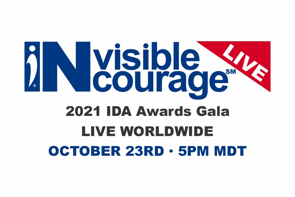 2021 Gala - October 23rd - Invisible Disabilities Association