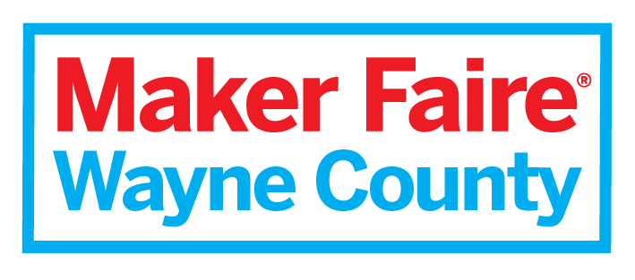 Maker Faire Wayne County logo