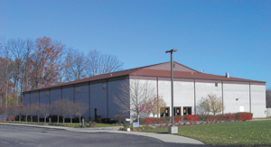 Family Life Center and current site of worship