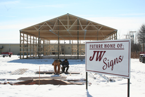Jw Signs On The Move The Waynedale News