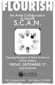 Women's Art Show Benefits SCAN