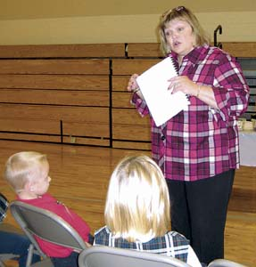 St. Joseph-St. Elizabeth School hosted visiting writer and illustrator for Young Author Kickoff