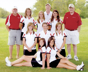 WRAPPING UP LUERS GOLF SEASON 2010