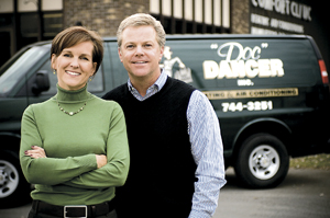 BILL & NANCY OF DOC DANCER