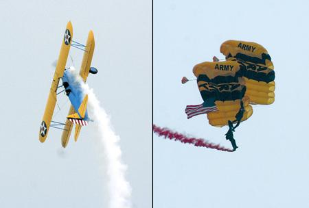 Fort Wayne Air Show 2012