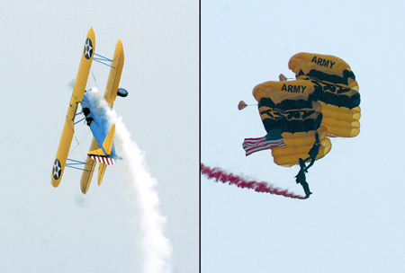 Fort Wayne Air Show 2012