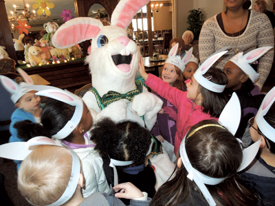 EASTER AT KINGSTON