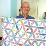 A JOSEPH'S COAT OF MANY COLORS QUILT – Around The Frame