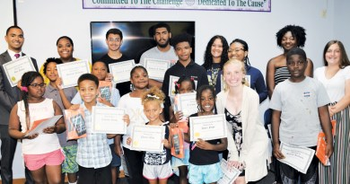 ACADEMIC ENCOURAGEMENT AWARDS – Voice Of The Township