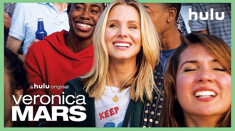 is the veronica mars movie on hulu