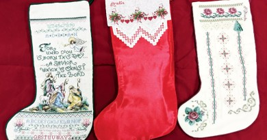 CHRISTMAS STOCKINGS MAKE  THE DANGEST GIFTS – Around The Frame