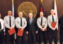 FIREFIGHTERS SPRING INTO ACTION – Voice Of The Township