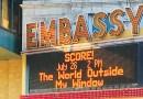 EMBASSY PRESENTS B&W FILMS & FREE FILMS THROUGH AUGUST