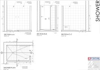 Walk In Shower Dimensions   Joy Studio Design Gallery ...