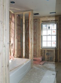 Vaulted Ceiling | Whole House Renovation in Wayne, PA