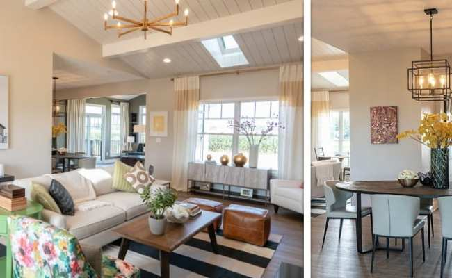 Style Inspiration Farmhouse Interiors Wayne Homes