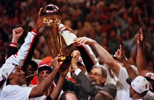 1996 NBA World Champion Chicago Bulls