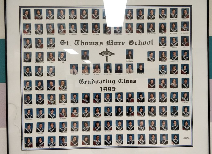 STM Class of 1994-1995