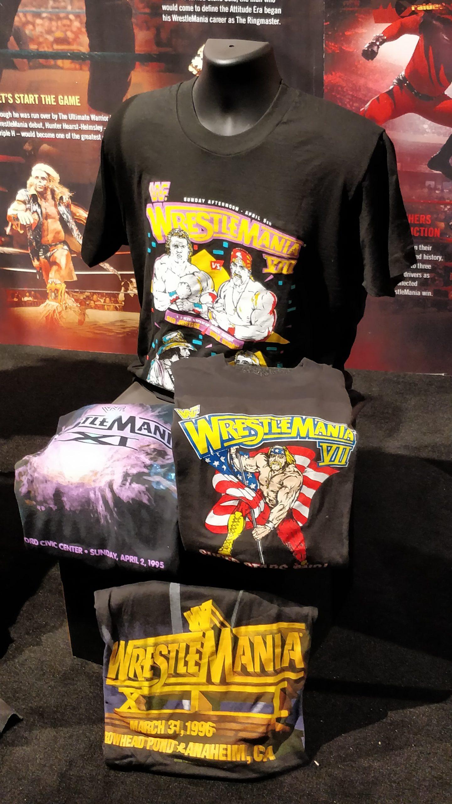 WrestleMania Axxess at Brooklyn Pier