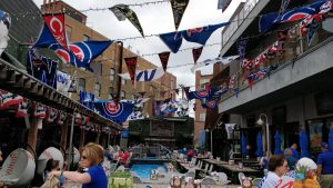 Welcome to Wrigleyville