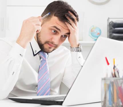 オンラインカジノのサービスにはトラブルが多い