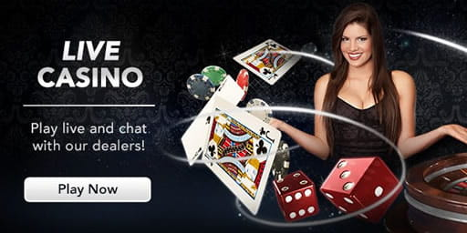 オンラインカジノのライブゲームとは