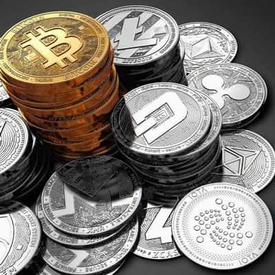 さまざまな仮想通貨が使える