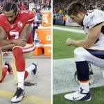 Acts of Faith Perspective Colin Kaepernick vs. Tim Tebow: A tale of two Christians on their knees