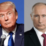 HERE'S WHAT RUSSIA `HAS' ON TRUMP