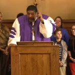 'Preaching Is More Than Words': Rev. William J. Barber II Delivers Soaring Sermon in Honor of Martin Luther King Jr.