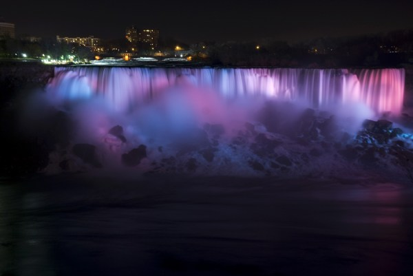 Friday the 13th at Niagara Falls