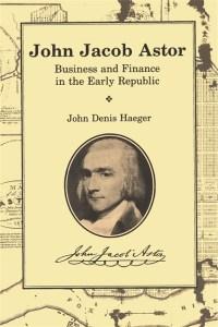 John Jacob Astor cover