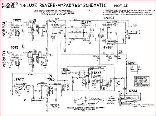 small resolution of rebuild discussions rebuilding a fender deluxe reverb tube amplifier rh waynereno com fender hot rod deville 410 schematic fender hot rod deville 410
