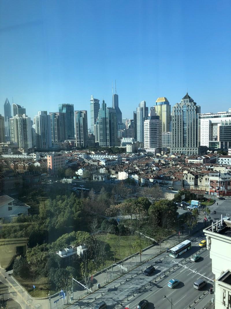 上海《豫園萬麗酒店》