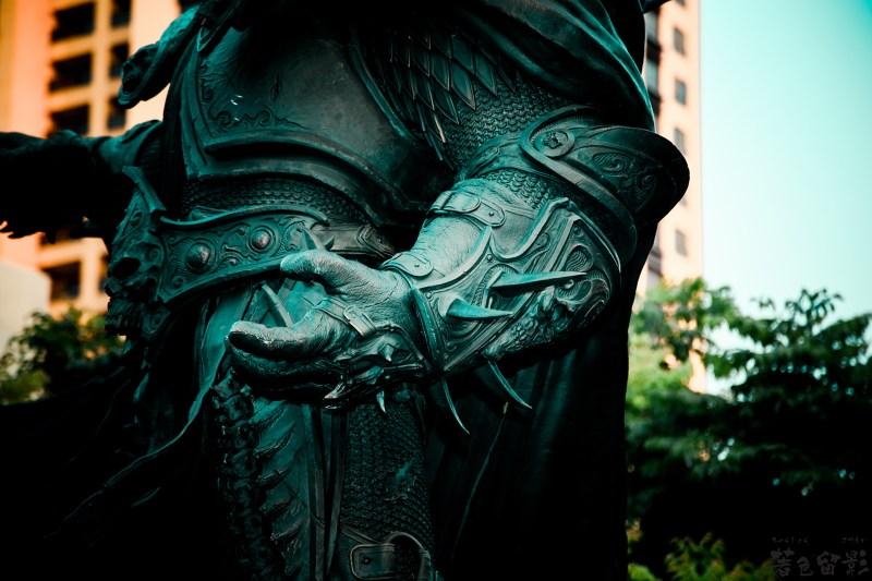阿薩斯雕像